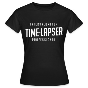 Time-lapser, from Mediarena.com - Women's T-Shirt