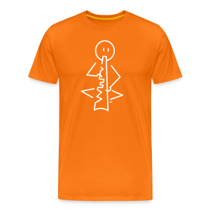 Didgeridoo - Men's Premium T-Shirt