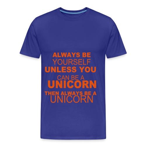 Unicorn! - Männer Premium T-Shirt