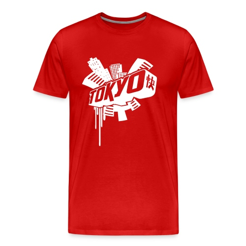 Tokyo Stl - Männer Premium T-Shirt