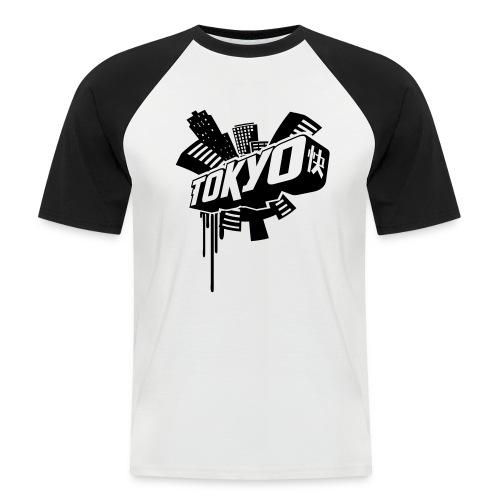 Tokyo Stl2 - Männer Baseball-T-Shirt
