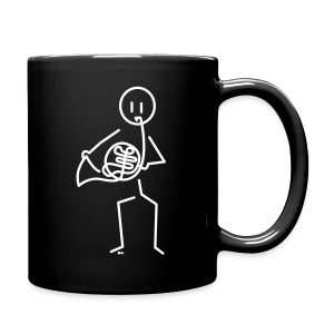 Hornist [double-sided] - Full Colour Mug