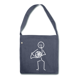 Hornist - Shoulder Bag made from recycled material