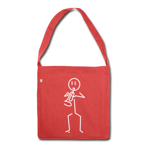 Trumpeter - Shoulder Bag made from recycled material
