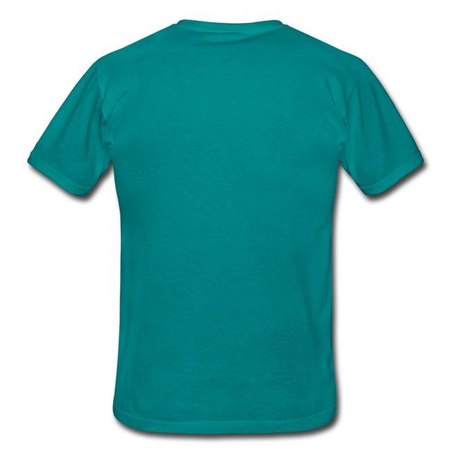 Ventieldopje mannen t-shirt