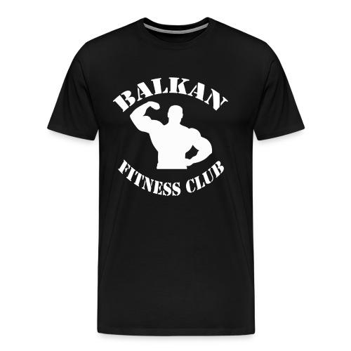 Balkan Fitness Club - Männer Premium T-Shirt