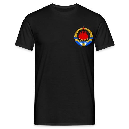 Yugo Logo  - Männer T-Shirt