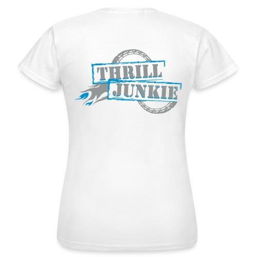 Coaster Frauen - Frauen T-Shirt