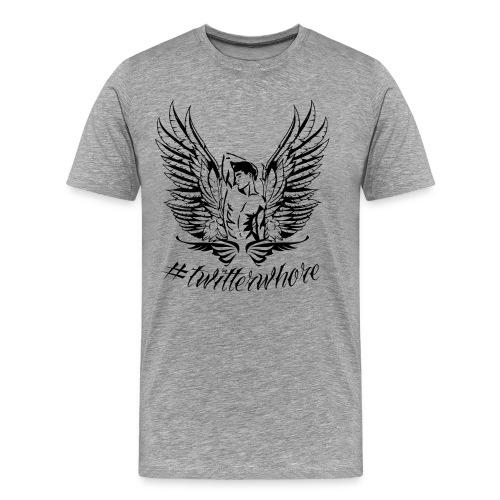 #twitterwhore - Men's Premium T-Shirt