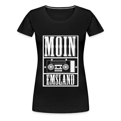 moin radio - Frauen Premium T-Shirt
