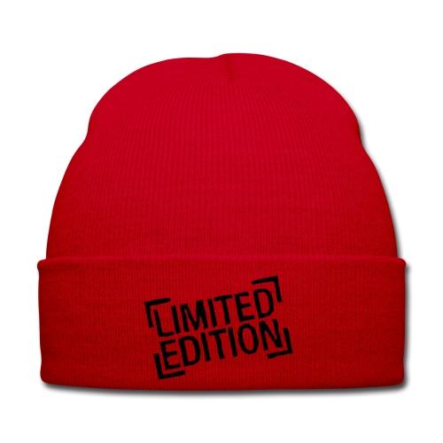 bonnet rouge personnalisé - Bonnet d'hiver