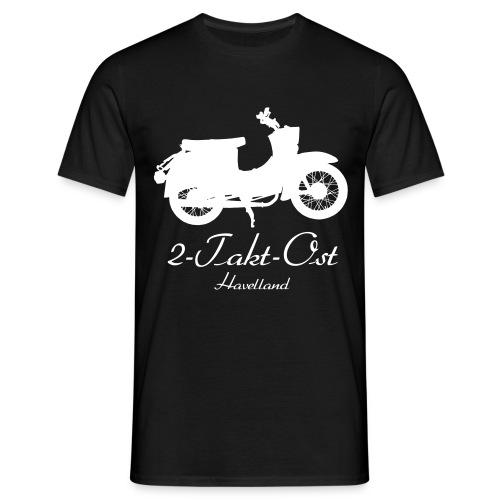Schwalbe - Front - Männer T-Shirt