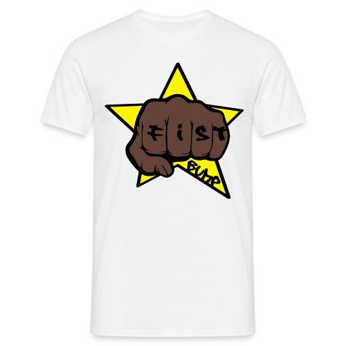 Fist Bump Nigga - T-shirt Homme