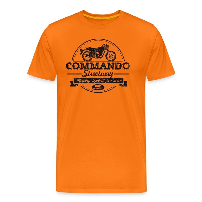 Commando - T-shirt Premium Homme