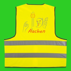 Aachen, Safety Vest - Warnweste