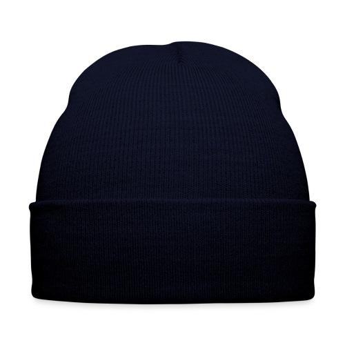 bonnet bleu-marine  - Bonnet d'hiver