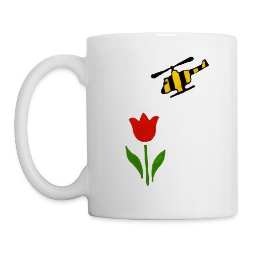 Hubschraubiene - Tasse