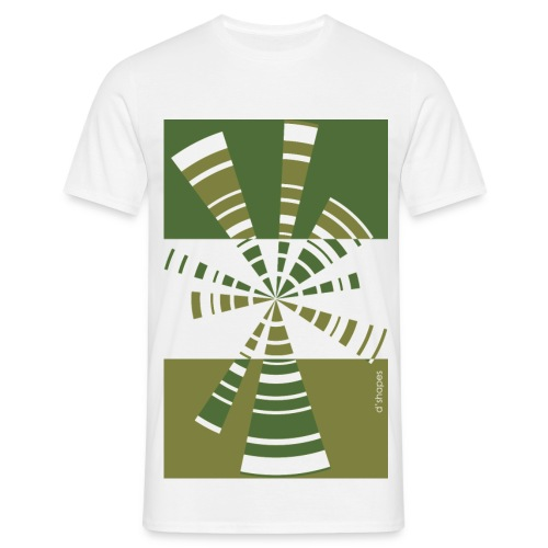 Radio Treetop - Man T-shirt   - Maglietta da uomo