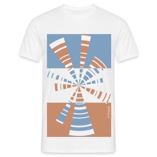 Radio Dusk - Man T-shirt   - Maglietta da uomo