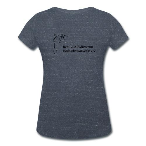 RFV Hochschwarzwald V-Ausschnitt (Druck schwarz) - Frauen Bio-T-Shirt mit V-Ausschnitt von Stanley & Stella