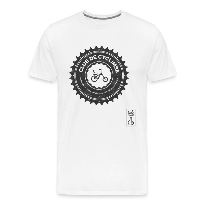 Club Cyclimse - T-shirt Premium Homme