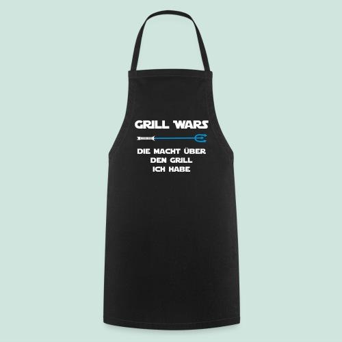 Grill wars Macht über den Grill