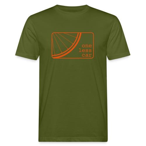 One_Less_Car - Men's Organic T-shirt