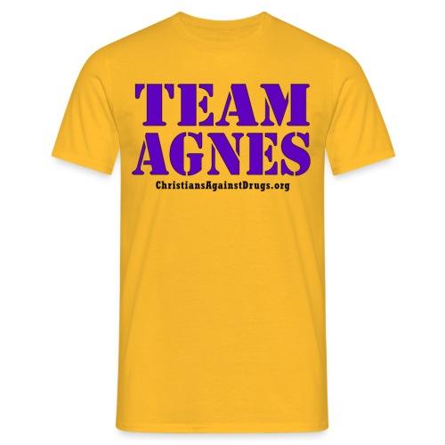 Team Agnes T-Shirt - Men's T-Shirt