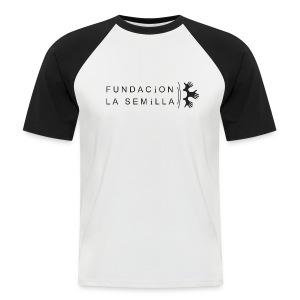 Camiseta La semilla Blanca - Camiseta béisbol manga corta hombre