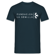 Camisetas ~ Camiseta hombre ~ Camiseta La semilla negra