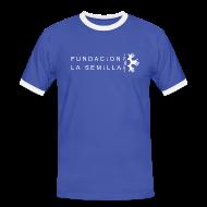 Camisetas ~ Camiseta contraste hombre ~ Camiseta La semilla