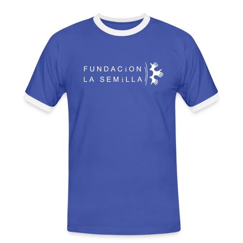 Camiseta La semilla - Camiseta contraste hombre