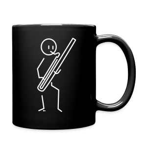 Bassoonist [double-sided] - Full Colour Mug