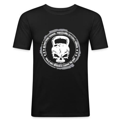 ABFT Official Kettlebell T-Shirt (MEN) - Maglietta aderente da uomo