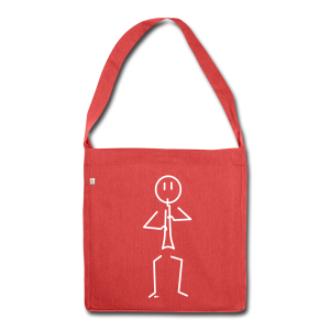Oboist - Shoulder Bag made from recycled material