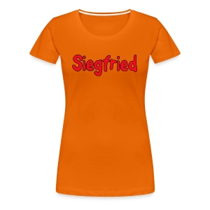 Siegfried - Frauen Premium T-Shirt
