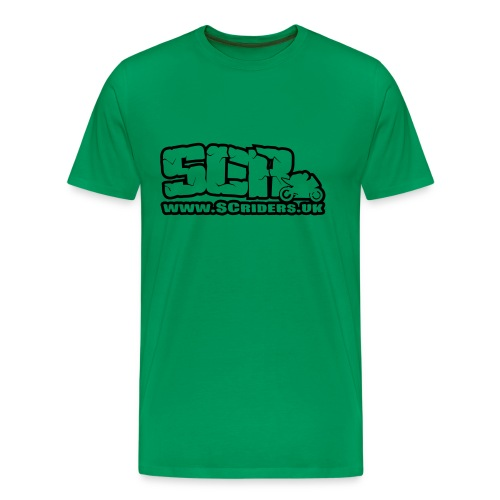 SCR Mens T-Shirt - Men's Premium T-Shirt
