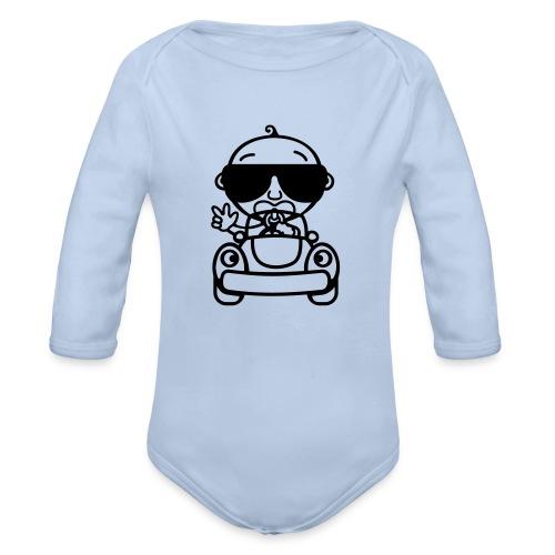Baby Bio-Langarm-Body - Baby,Babybody,Body