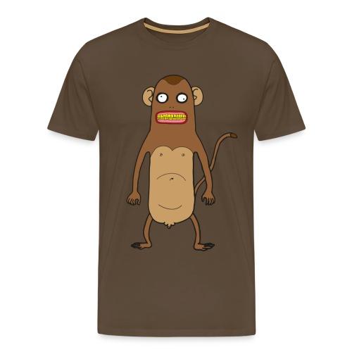 Affentittenlicious Classic Men - Männer Premium T-Shirt
