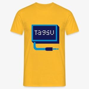 Tagsu T-paita - Miesten t-paita