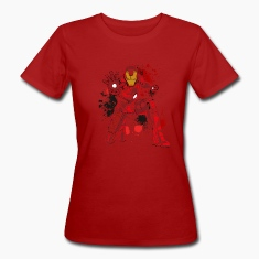 Iron Man Frauen T-Shirt