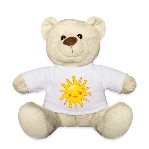 Teddy Sonne Orange - Teddy