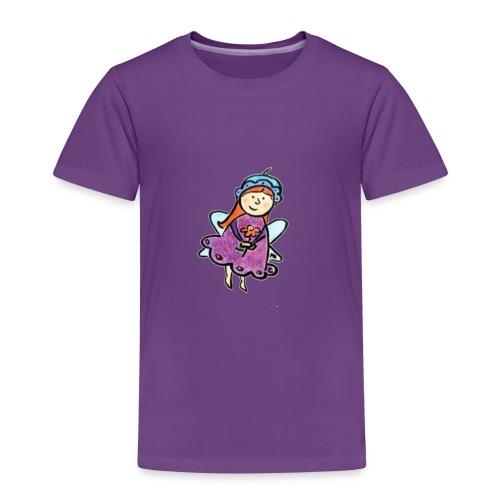 Kinder - Shirt  Blumenfee  - Kinder Premium T-Shirt