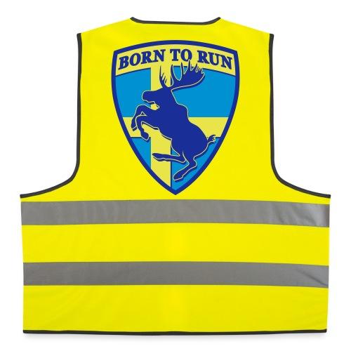 Gilet de sécurité - Born to run - Gilet de sécurité
