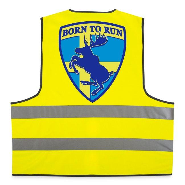 Gilet de sécurité - Born to run