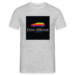 T-shirt homme - Drive different - T-shirt Homme