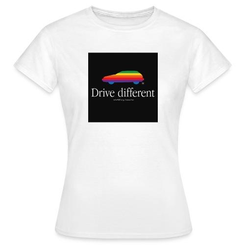 T-shirt femme - Drive different - T-shirt Femme