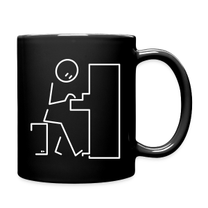 Pianist [double-sided] - Full Colour Mug