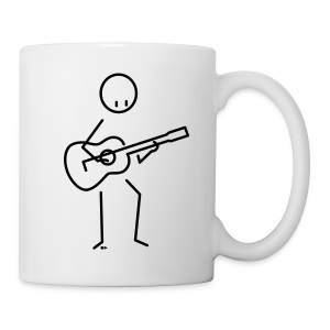 Guitarist [single-sided] - Mug