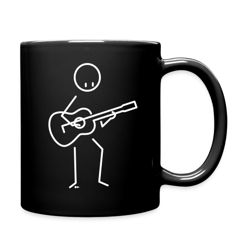 Guitarist [double-sided] - Full Colour Mug